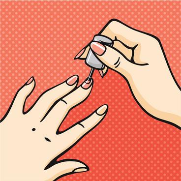 The Longest Fingernails